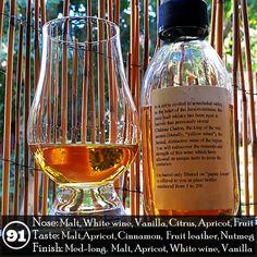 Pro$hibition Vin Jaune Single Cask Review - The Whiskey Jug