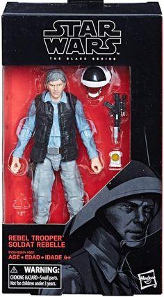 Star Wars Action Figures, Star Wars Toys, Star Wars Collection, Black Series, Rebel, Stars, Children, Movie Posters, Artwork