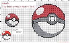 pokeball_20x20_and_50x50_free_cross_stitch_pattern.jpg 2186×1346 pixels