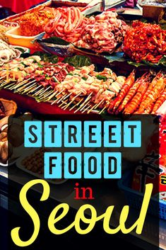 Korean Street Food in Seoul Most people know about kimchi and Korean barbeque, but the food offerings in South Korea are incredibly diverse, and go far beyond these standard dishes