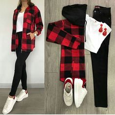 Pin on fille mode Teen Fashion Outfits, Hijab Fashion, Korean Fashion, Trendy Fashion, Fall Outfits, Summer Outfits, Simple Outfits, Stylish Outfits, Beauty And Fashion