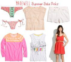 Madewell Summer Sale Picks