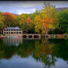 I can't wait to be here in a week. Montreat is perfect