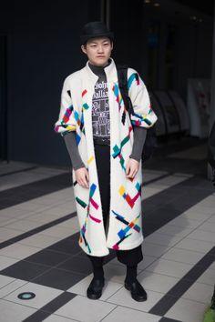 Tokyo Fashion Week: Women's Street Style Fall 2016