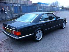 Mercedes-Benz 560 SEC 5.6 2dr