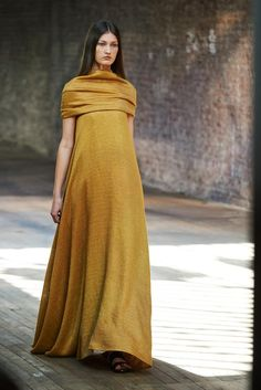 look 3 - The Row Spring 2015 Ready-to-Wear - Collection - Gallery - Look 1 - Style.com