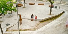 Public Spaces in Banyoles by Mias Arquitectes
