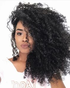 Mixed Girls Hairstyles Mixed Girls with Curly Hair Mixed Girls Hair Mixed Girls Pretty Make Up Brown Girl Black Hair Curly Hair With Bangs, Black Curly Hair, Long Curly Hair, Curly Girl, Curly Hair Styles, Natural Hair Styles, Mixed Girl Hairstyles, Afro Hairstyles, Hairstyles With Bangs