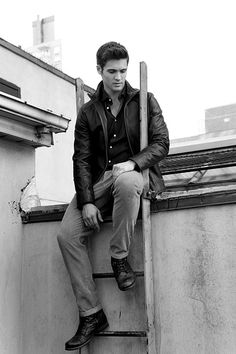 #classy #handsome Steven R. Mcqueen