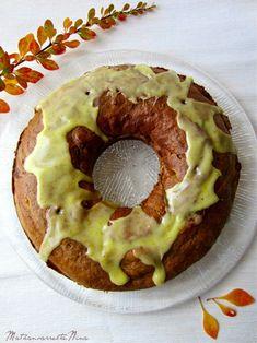 Mietteitä matkan varrelta: Suklainen banaani-appelsiini - kakku Glace Icing, Chocolate Orange, Sweet Cakes, Bread, Breakfast, Desserts, Friday, Food, Thoughts