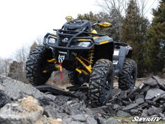 Lift for Can-Am Outlander. Outdoor Toys, Outdoor Fun, Motocross, Outlander, Can Am Atv, Amphibious Vehicle, Fifth Wheel Trailers, Atv Accessories, Quad Bike