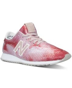 NEW BALANCE New Balance Women'S 420 Flamingo Casual Sneakers From Finish Line. #newbalance #shoes # all women