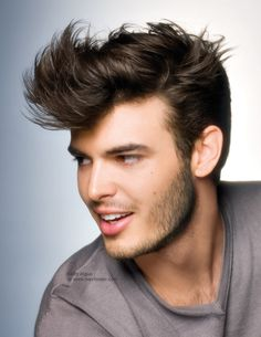 Tapered Hairstyle for Men's Cuts