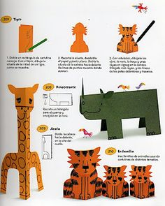 Arquivo dos álbuns Safari Crafts, Vbs Crafts, Paper Crafts For Kids, Bible Crafts, Projects For Kids, Diy For Kids, Art Projects, Fun Activities For Kids, Art Activities