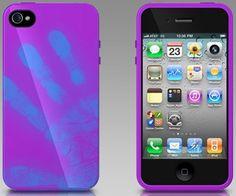 Heat-Sensitive iPhone Case
