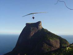 Pedra da Gavea Rio de Janeiro Brasil