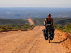 Cycling Africa - Rough Roads to Southern Skies