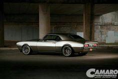 Chevy Camero..