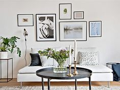 Get the Best Modern Living Room Furniture Nordic Living Room, Modern Minimalist Living Room, Eclectic Living Room, Living Room White, Small Living Rooms, Living Room Modern, Living Room Designs, Living Room Decor, Minimalist Apartment