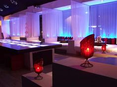 Elegant Net   Sens Cancún/Bed Lounge