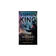 Wizard and Glass (Reissue) (Paperback) (Stephen King)