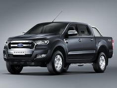 The 2015 Ford Ranger Is A Very Beautiful Pick-up Which Will Never Reach The US Market