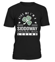 SIDDOWAY Original Irish Legend