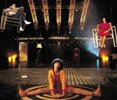 if you have never seen cirque du sole its a must I have already but would like to see another