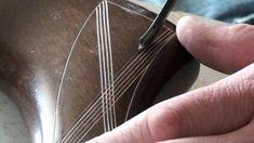 checkering amp carving of gunstocks