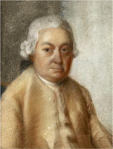 Carl Philipp Emanuel Bach (Weimar, 8 de marzo de 1714-Hamburgo, 14 de diciembre de 1788) fue un músico y compositor alemán. Es a menudo referido como C. P. E. Bach.  Está considerado uno de los fundadores del estilo clásico y uno de los compositores más importantes del periodo galante, aparte de ser el último gran maestro del clave hasta el siglo XX.