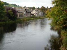 Kendal, England. I've spent many summers frolicking around this little town where my mother grew up.