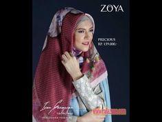 Precious scarf ivan gunawan for zoya 2017