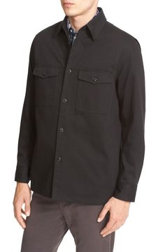 Rag & Bone - Hudson Shirt Jacket
