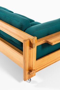 For Sale on - Rare sofa model Kontrapunkt designed by Yngve Ekström. Produced by Swedese Möbler AB in Sweden. House Furniture Design, Home Room Design, Sofa Furniture, Pallet Furniture, Chair Design, Furniture Outlet, Curtain Designs For Bedroom, Bedroom Designs, Wooden Sofa Set Designs