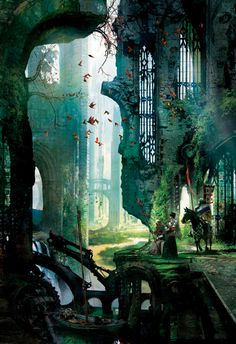 ART BY STEPHAN MARTINIERE