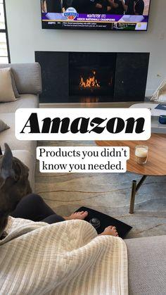 Amazon Gadgets, Cool Gadgets To Buy, Home Gadgets, New Gadgets, Best Amazon Buys, Best Amazon Products, Amazon Essentials, Boho Living Room, Living Room Decor Cozy