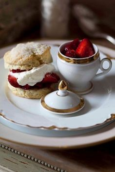 Tea on The Orient Express