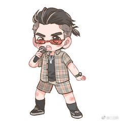 Exo Stickers, Huang Zi Tao, Exo Fan Art, Wu Yi Fan, Star Children, Kris Wu, Picture Collection, Chibi, Kawaii
