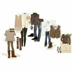 """""""Family Fall Photos"""" Lindsey would love this for our family photos this year! Family Photos What To Wear, Winter Family Photos, Fall Photos, Family Pics, Family Portrait Outfits, Family Picture Outfits, Family Portraits, What To Wear Fall, How To Wear"""