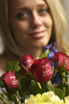 The wedding season is upon us! Get a competitive edge to your floral business and provide the happy couples with something they'll never forget! www.speakingroses.com