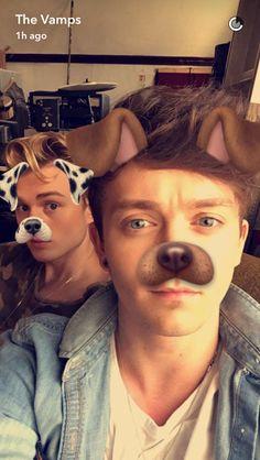 Tristan + Connor