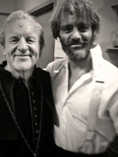 Colm Wilkinson and Ramin Karimloo, the best actors to play Jean Valjean!