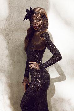 Emily DiDonato: Vogue Mexico, January '12