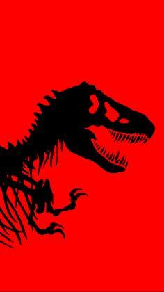 jurassic park world T-Rex Logo T Rex Jurassic Park, Jurassic World Movie, Jurassic World Dinosaurs, Jurassic World Fallen Kingdom, Jurrassic Park, Falling Kingdoms, Dinosaur Art, Prehistoric Creatures, Tyrannosaurus Rex