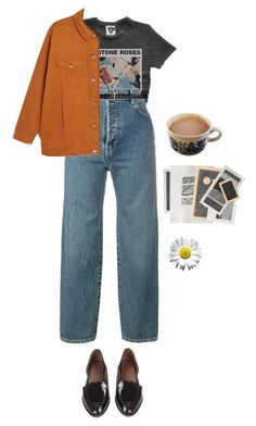 """what's your name?"" by julietteisinthe80s on Polyvore featuring Warehouse, Vetements, H&M, Monki and Rachel Comey"