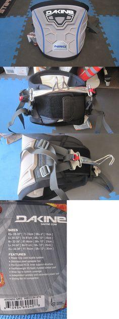 Windsurfing 2920: Dakine Nrg Waist Harness Size Medium BUY IT NOW ONLY: $135.0