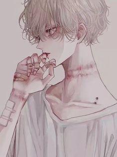 (Bnha x Reader) ᴅᴇᴀᴛʜ; ᴛʜᴇ ᴇɴᴅ ᴏꜰ ᴛʜᴇ ʟɪꜰᴇ ᴏꜰ ᴀ ᴘᴇʀꜱᴏɴ ᴏʀ ᴏʀɢᴀɴɪꜱᴍ You were a pretty normal girl with a happy life and family. Only one thing. You could see dead people.𝘼𝙣𝙙 𝙄'𝙫𝙚 𝙜𝙤𝙩 𝙛𝙧𝙞𝙚𝙣𝙙𝙨 𝙛𝙧𝙤𝙢 𝙩𝙝𝙚 𝙤𝙩𝙝𝙚𝙧 𝙨𝙞𝙙𝙚. Anime Comics, Manga Boy, Manga Anime, Art Goth, Manga Japan, Image Manga, Anime Kunst, Sad Art, Cute Anime Boy