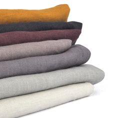 common texture linen bedding range colors