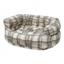 Daydream Double Donut Dog Bed Sofa Diamond Series 4 Sizes