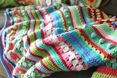 little woollie: blanket